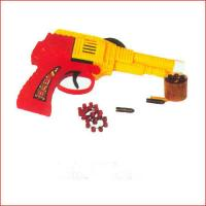 China 8 Shots Pistol Gun Fireworks for fun , kids safety Toy Firework on sale