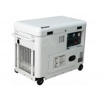 China 5KW Compact Design Small Portable Generators Single Phase / Three Phase For For Home Use on sale