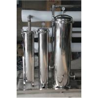 China SS Filter Housing  Stainless Steel Water Filter Housing in Water 40 Inch on sale