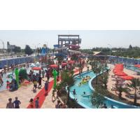 Buy cheap Professional Resort Lazy River , Adult / Children Longest Lazy River from wholesalers