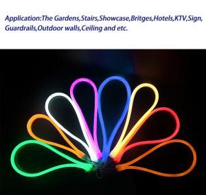 Best 230V Outside rain-proof IP65 flexible led neon light for bridge decoration wholesale