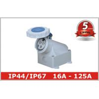 Best Wall Mounted Electrical Industrial Power Socket 16A 32A 63A 125A wholesale