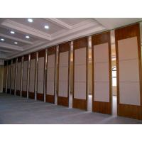 Best Movable Wall Track Exhibition Acoustic Room Dividers with Portable Hanging System wholesale
