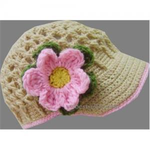 China Crochet Cap,Crochet Hat on sale