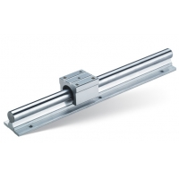 China Alu Alloy Heavy Rail SBR Linear Bearing And Guideway on sale
