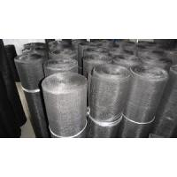 China Woven Heavy Duty Stainless Steel Mesh , Stainless Steel Wire Mesh Filter Netting on sale