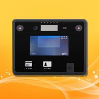 Best Eye Scanning Biometric Time Attendance System With 1.2G Dual Core CPU wholesale
