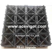 Best PB-01 Upgrade Plastic Grid for DIY deck tiles wholesale