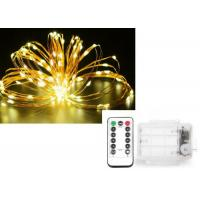 Best Christmas Starry String Lights Battery Operated Easily Bended Around Trees wholesale