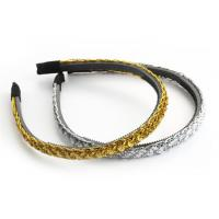 Best Liturgical Dance Accessories Gold Silver Crystal Beaded Circle Hair Pin wholesale