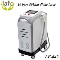 Best 10 bars 808nm diode laser hair removal machine/ professional laser hair removal machines for sale wholesale