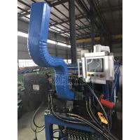 Best Blue PPGI Cangzhou High Accuracy Colored Steel Round Downspout Machine wholesale