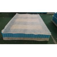 Best Pocket  Spring  Unit with non woven fabric cover for mattress in double size wholesale