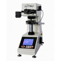 ISO9001 Micro Vickers Hardness Tester with Conversion Scales and Data Saving