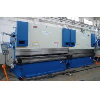 Buy cheap Mechanical Hydraulic CNC Tandem 200 Ton Press Brake Machinery for industrial 3200mm product