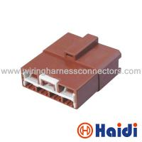 Buy cheap automotive plugs 7 pin male connectors for cars  6950-1030 product
