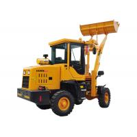 China Good service small wheel loader 1 ton front end loader for sale on sale