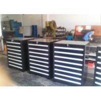 Professional Powder Coated Garage Mobile Tool Chest With Friction Slides