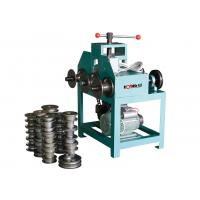 Best Round Steel Pipe Bending Machine / Square Pipe Bender For Greenhouse Frame wholesale