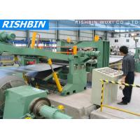 Buy cheap OEM Stainless Steel Slitting Machine With 2000 mm Largest Width product