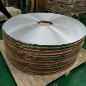 Best 4343/3003/4343 cald aluminium strip  fin used for raditator and condenser wholesale