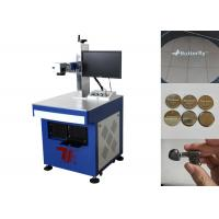 Best Stainless Steel Laser Printing Machine / Laser Sheet Metal Marking wholesale