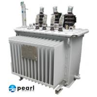 Best Three Phase Amorphous Alloy Transformer 6.6 KV - Class Oil Immersed Transformer wholesale