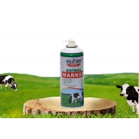 Best REACH 500ml Animal Marking Paint For Cow Light Brown Color wholesale