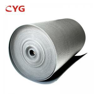 Best Heat Absorbing Sheets Fire-retardant Pipe Insulation Rubber HVAC Insulation Foam wholesale