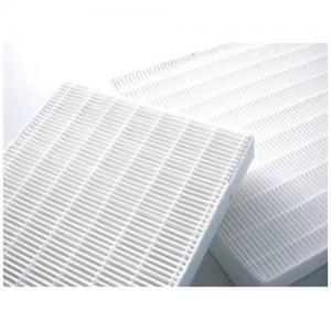China Polypropylene Mini Pleat Filter Media on sale