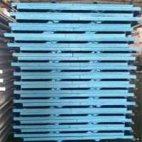 Best 50mm painted steel corrugated XPS pu sandwich panels for steel structure roof wholesale