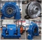 Best 1000kW  Francis Hydro Turbine Pelton Hydro Turbine 1000r / min 1.41m³/s wholesale