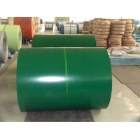 Buy cheap cut Z60 to Z27 Zinc coating Prepainted Color Steel Coils / Coil from wholesalers