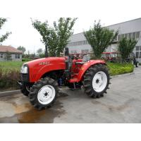 Cheap 110Hp Mini Compact Diesel Engine Farm Tractor With 4 Wheel Drive for sale