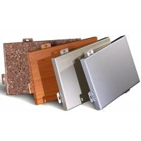 Best Metal Aluminum Cladding Panel , Insulated Interior Exterior Wall Cladding Sheets wholesale