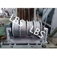 China High Performance Wire Rope Windlass Anchor Winch For Building Wipe Wall on sale