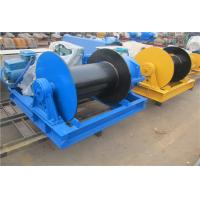 JM Slow Speed Crane Electric Winch From China