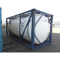 China R22 refrigerant gas refillable cylinder and ISO-Tank on sale