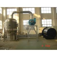 Best Iron Steel Round Fluid Bed Dryer 20 - 30 Minutes Drying Time For Each Batch wholesale