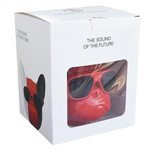 Best Bulldog Bluetooth 4.1 Speakers with HD Audio Enhanced Bass, Handsfree Calling, FM Radio and TF Card Sl wholesale