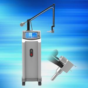 Best Square Scanner Co2 Fractional Laser Stretch Marks Removal / Skin Rejuvenation wholesale