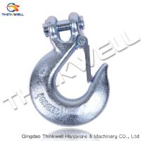 Best G70 Forged Galvanized Clevis Slip Hook with Latch wholesale