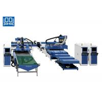 Best Auto Oil Lubrication Wooden Door Production Line Taiwan Syntec 21Ma Control System wholesale