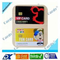 Best smart contact ic card with SLE5542/SLE5528 wholesale