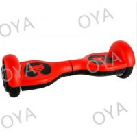 China Red Self Electric Balancing Board Electric Scooter for Kids on sale