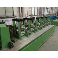 Buy cheap High Frequency Welded Tube Mill / ERW Tube Mill Roll Forming Equipment product