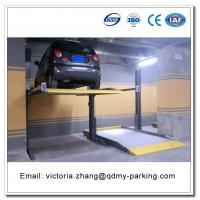 China Hydraulic Car Parking System Simple Car Parking System for Underground Garage on sale