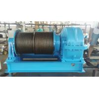 Best CE SGS certificated cable pulling winch for cargo trolley handling for sale wholesale
