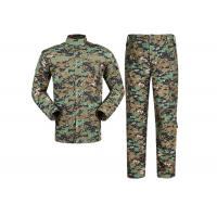 Best Digital Woodland Combat Uniform Marching Band Greek Singapore Dress Chinese Malaysia Iraq Military Uniform wholesale