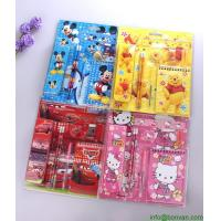 China Promotional Items School Stationery Office Stationery Gift Set,personalized stationery set on sale